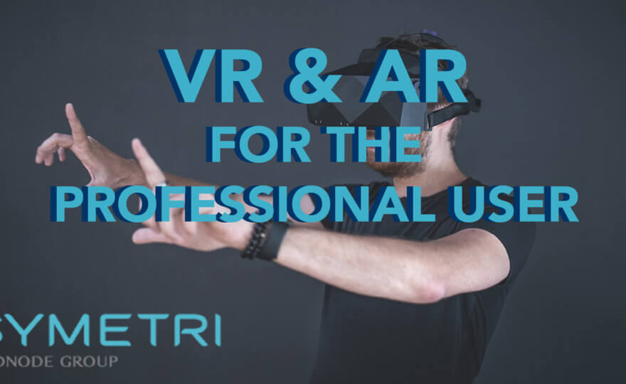VR/AR - LECTURE & TRY OUT