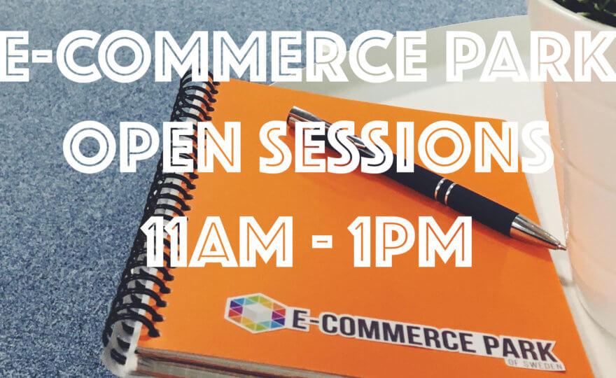 E-Commerce Park Open Sessions