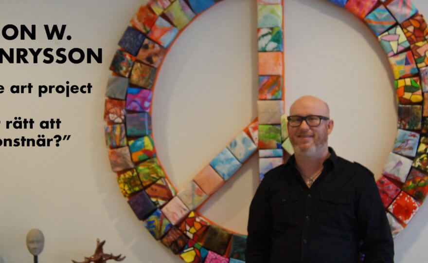Exhibition w. Håkan Henrysson