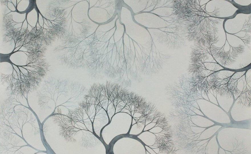 Under träden - Henriette Udsen