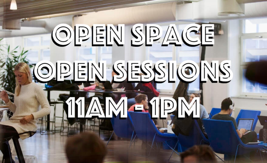 Open Space Mindpark Open Sessions