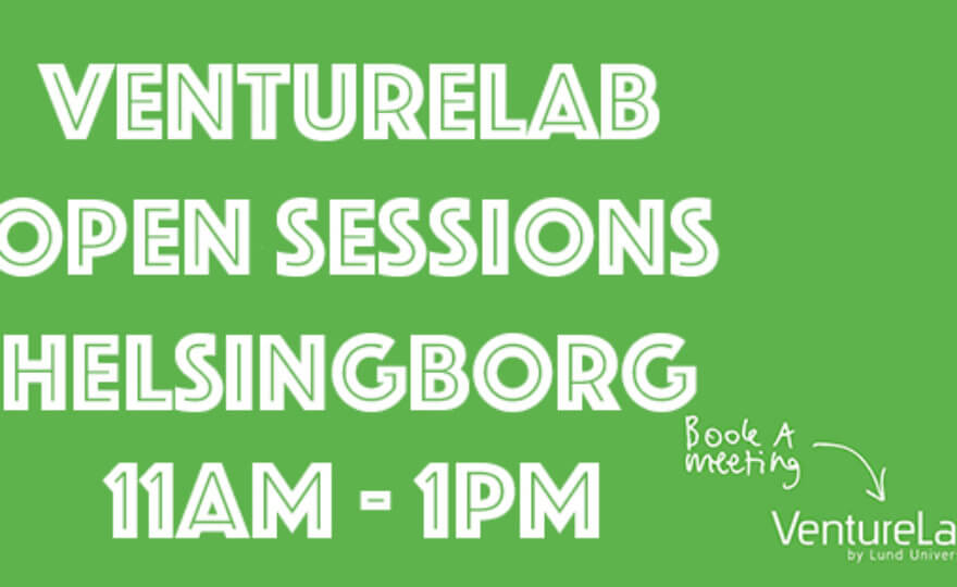 VentureLab Open Sessions Helsingborg