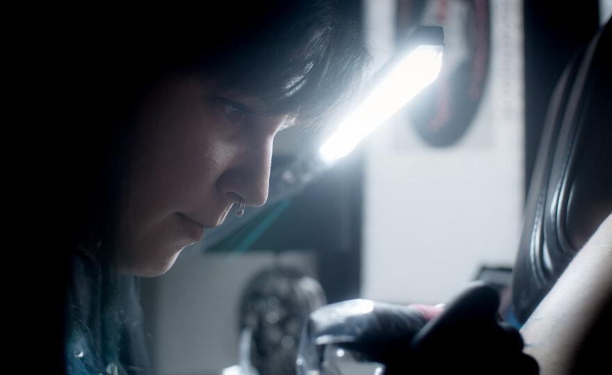 Ronja Lehtonen -  tattooing & illustrator