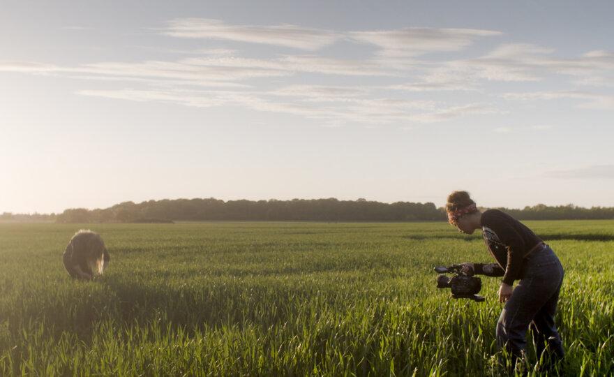 Vivien Yue - director & cinematographer