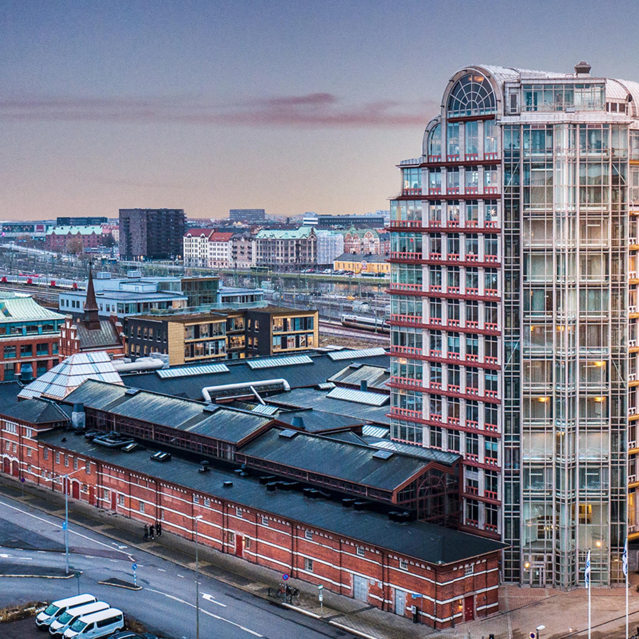 Kontor i Malmö